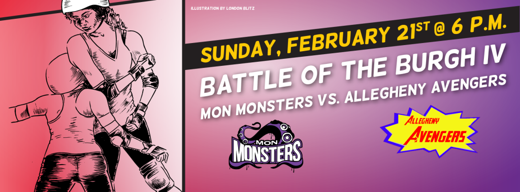 February 2016 Bout: Monsters vs. Avengers, Cats vs. Dogs